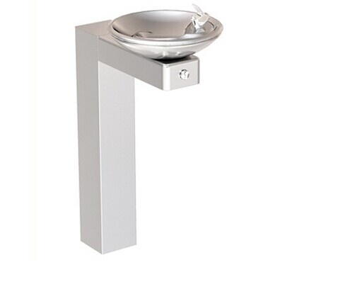 floor stand drinking fountain 03